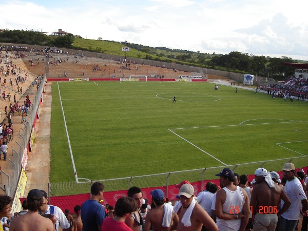 Estádio Joaquim Henrique Nogueira, Sete Lagoas, Minas Gerais