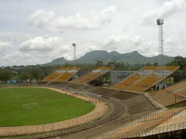 Kamuzu Stadium, Blantyre