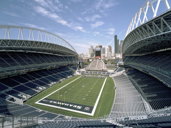 CenturyLink Field, Seattle, Washington