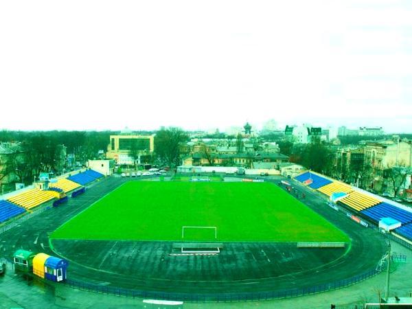 Stadion Spartak, Odesa (Odessa)