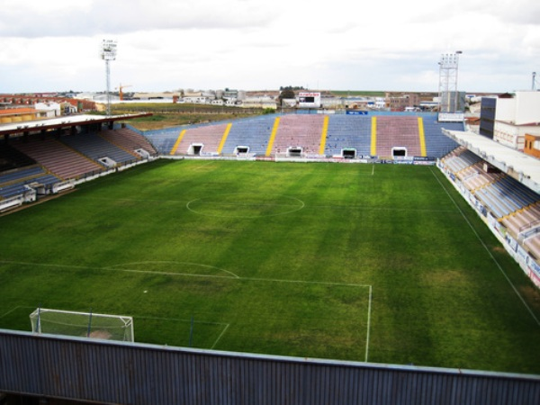 Estadio Francisco de la Hera, Almendralejo