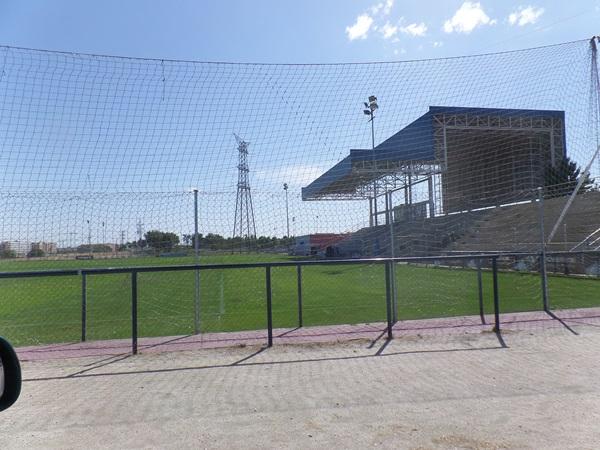 Ciudad Deportiva de Getafe - Campo 2 (main), Getafe