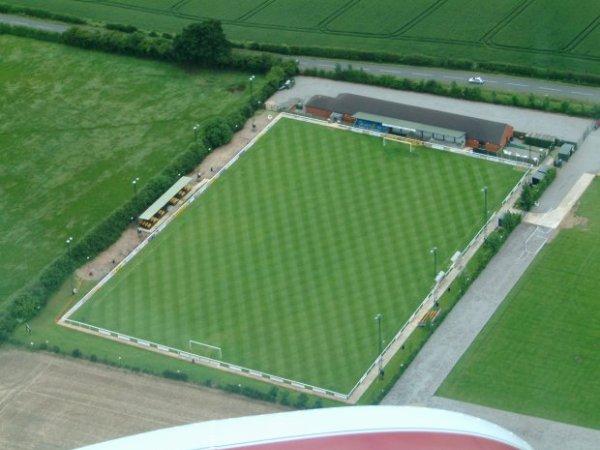 The Phillips 66 Community Stadium, Royal Leamington Spa, Warwickshire