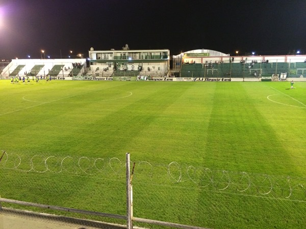 Estadio Deportivo Laferrere, Gregorio de Laferrere, Provincia de Buenos Aires