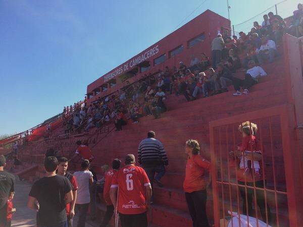 Estadio 12 de Octubre, Ensenada, Provincia de Buenos Aires