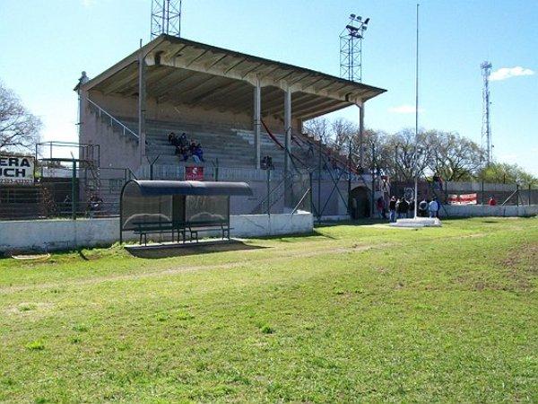 Campo Municipal de Deportes, Luján, Provincia de Buenos Aires