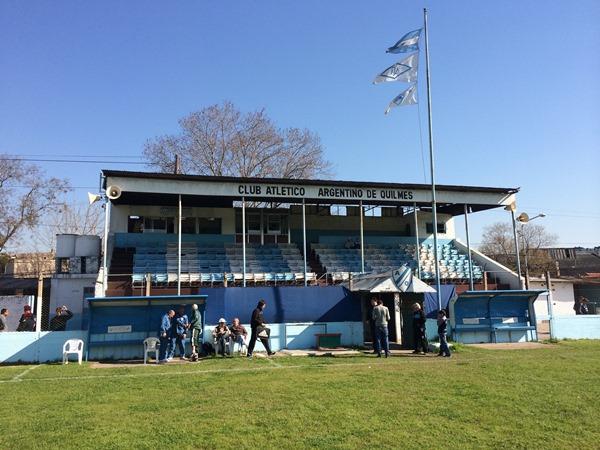 Estadio La Barraca, Quilmes, Provincia de Buenos Aires