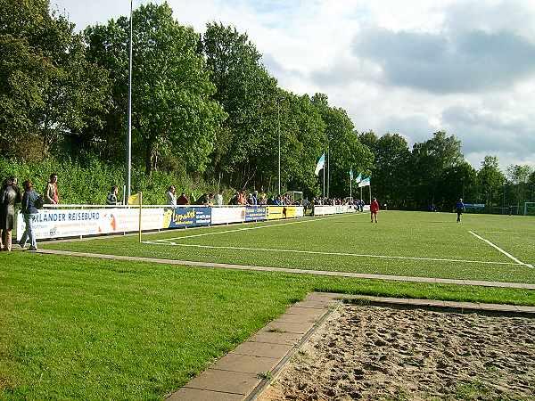 Sportplatz Gramkowweg, Hamburg