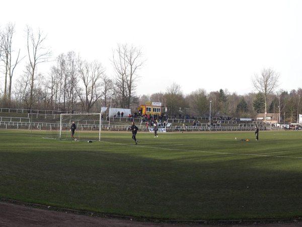 Langnese-Happiness-Stadion, Hamburg