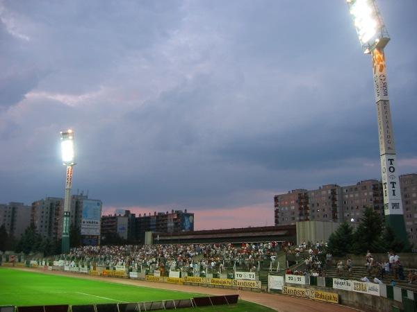 Rohonci úti stadion (old), Szombathely