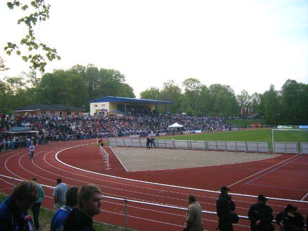 Parkstadion, Neustrelitz