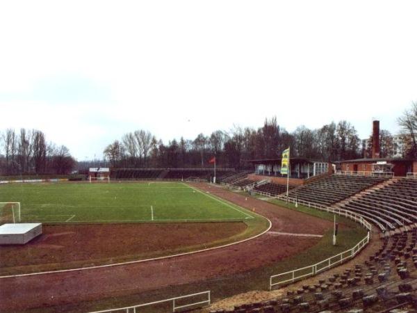 Kurt-Bürger-Stadion, Wismar