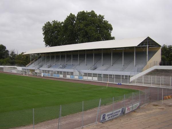 Stade de Sauclières, Béziers