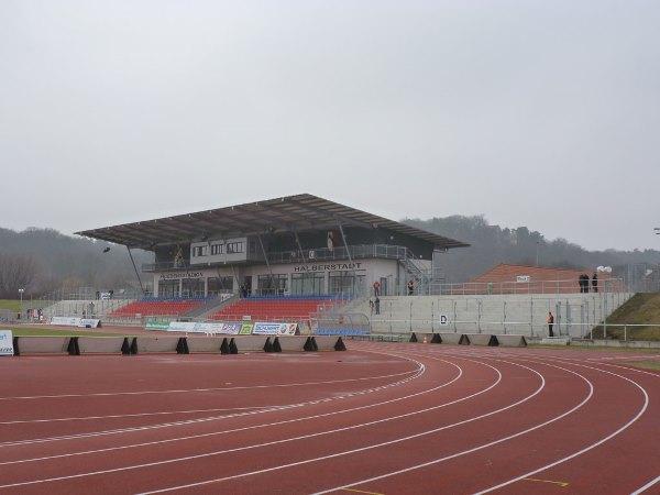 Friedensstadion, Halberstadt