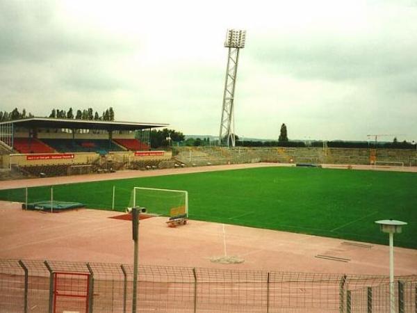 Stadion im Sportforum Chemnitz, Chemnitz