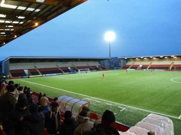Penny Cars Stadium, Airdrie