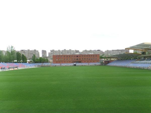 Urartu Stadium, Yerevan
