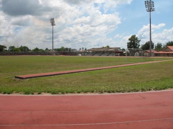 Stade René Long, Saint-Laurent-du-Maroni