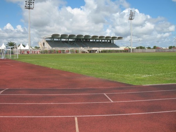 Stade de Bois-Chaudat, Kourou