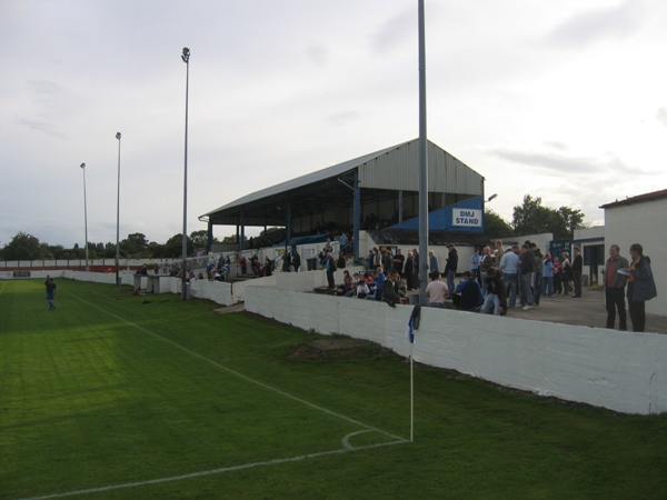 Westfield Lane Stadium, South Elmsall, West Yorkshire