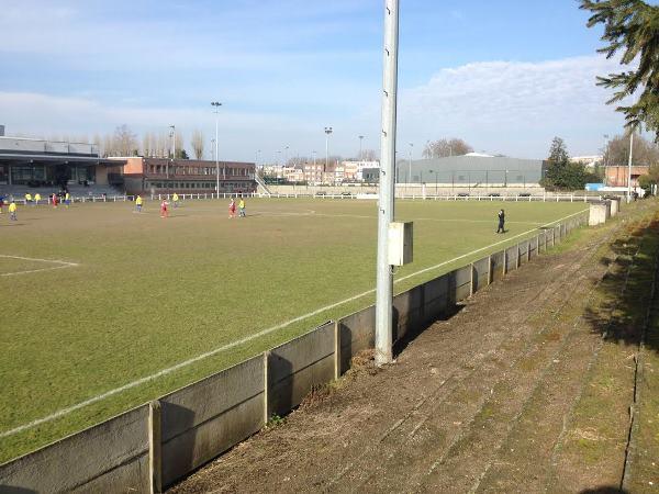 Complexe Sportif Neerstalle, Uccle (Ukkel)