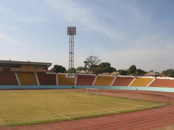 Estádio Nacional 24 de Setembro, Bissau