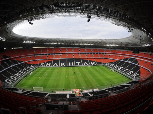 Donbass Arena, Donets'k