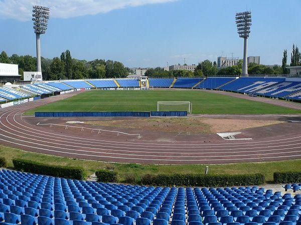 Respublikanskiy sportivnyj kompleks Lokomotiv, Simferopol'