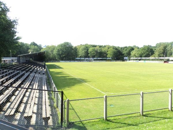 Sportpark De Kikkerpolder I, Leiden