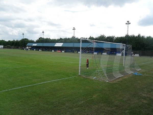 Longmead Stadium, Tonbridge, Kent