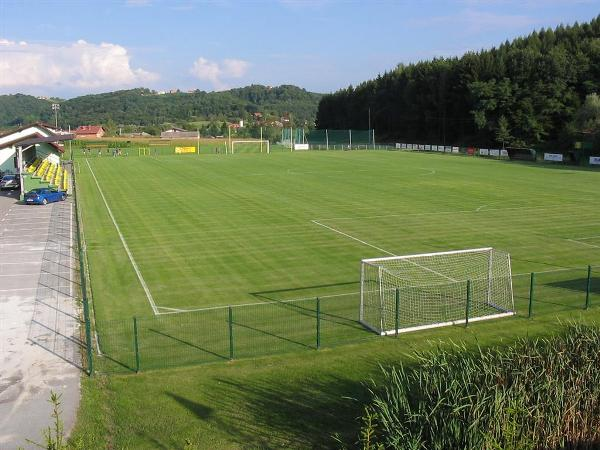 Stadion NK Zavrč, Zavrč