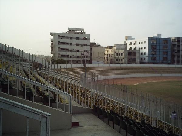 Peoples Football Stadium, Karachi