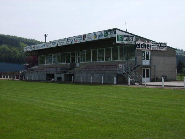Stade Jacques Lechat, Malmédy