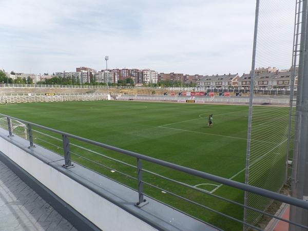 Ciudad Deportiva Rayo Vallecano Campo 5 (Stadium), Madrid