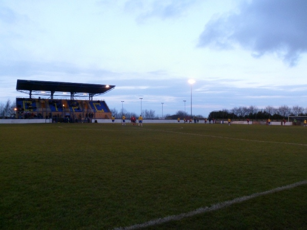 The Genix Healthcare Stadium, Garforth, West Yorkshire