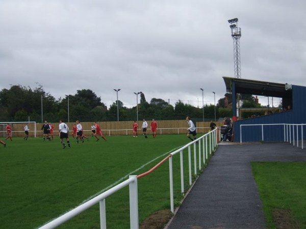 Greenfields Sports Ground, Market Drayton, Shropshire