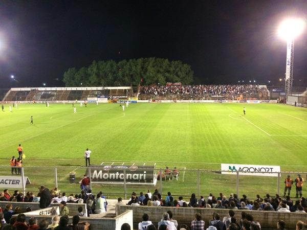 Estadio Miguel Morales, Pergamino, Provincia de Buenos Aires