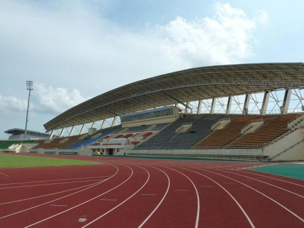 New Laos National Stadium, Vientiane
