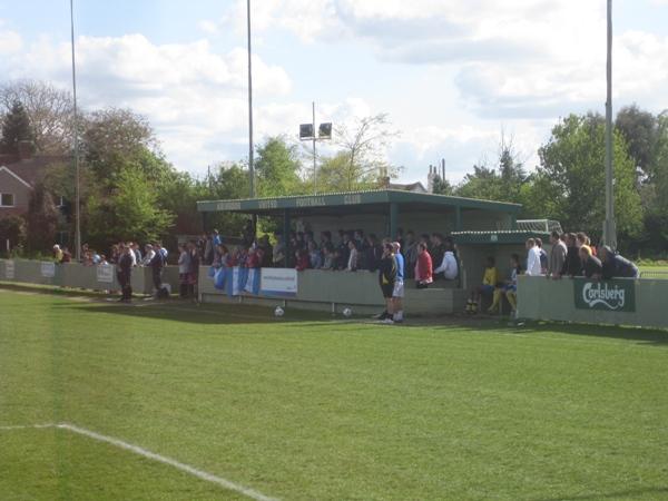The Armadillo Stadium, Abingdon, Oxfordshire