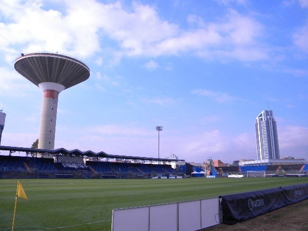 Stadio Comunale Domenico Francioni, Latina