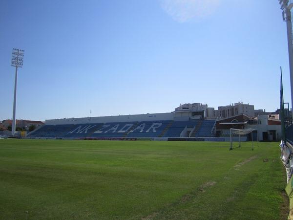 Stadion Stanovi, Zadar