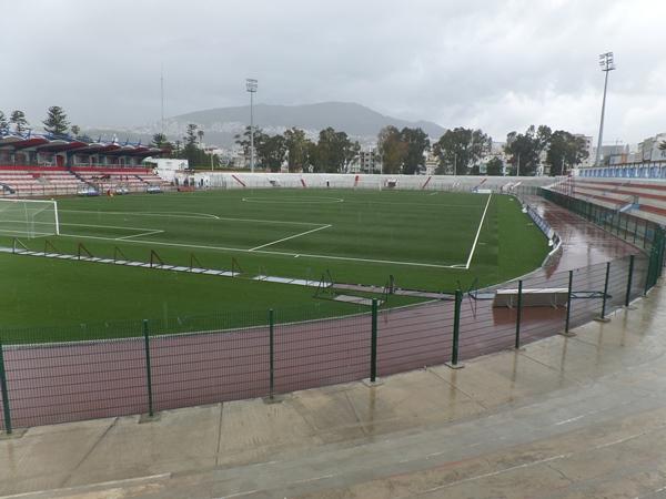 Stade Saniat Rmel, Tétouan