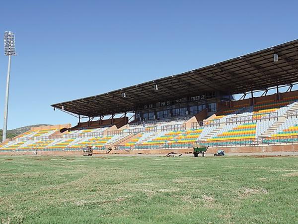 Lobatse Stadium, Lobatse