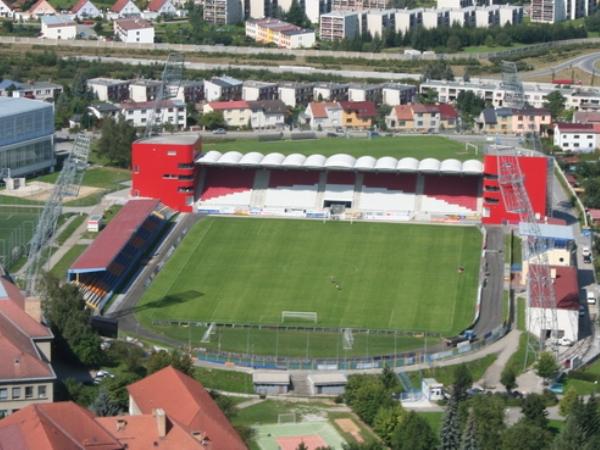 Stadion v Jiráskově ulici, Jihlava