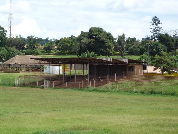 Mutesa II Wankulukuku Stadium, Kampala