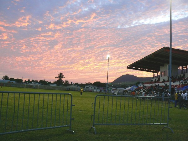 Newtown Football Stadium (Warner Park), Basseterre