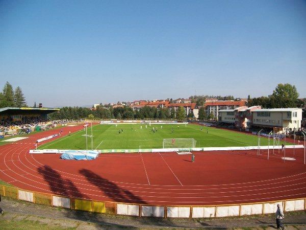 Stadion FK Baník Sokolov, Sokolov
