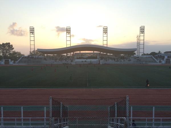 Amaan Stadium, Zanzibar City