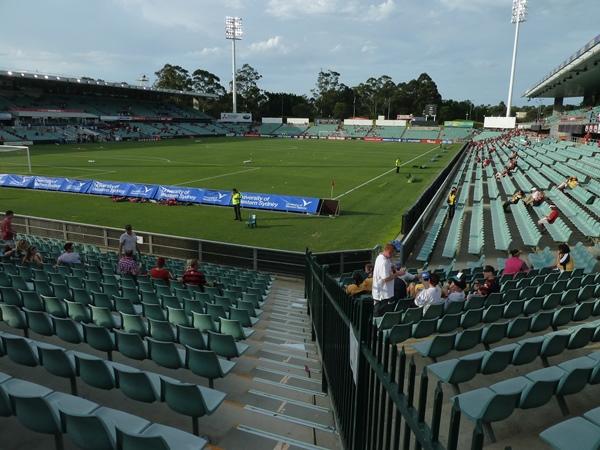 Pirtek Stadium, Parramatta