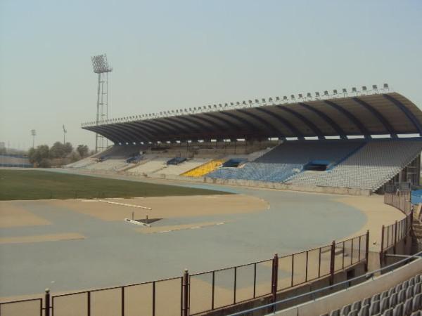 Al-Shaab Stadium, Baġdād (Bagdad)